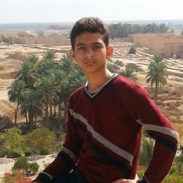 mhamedo, 26, Baghdad, Iraq