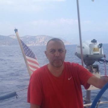 Murat Yosmaoğlu, 50, Istanbul, Turkey