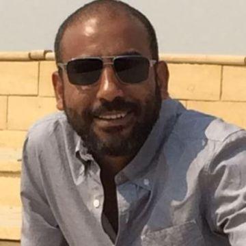 Hesham Moubarak, 40, Cairo, Egypt