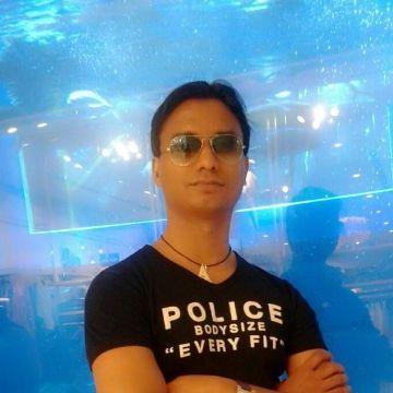 Sakthi Prakash, 37, Dubai, United Arab Emirates