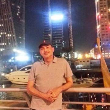Sammy Jay, 40, Dubai, United Arab Emirates