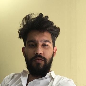Mayank Sethi, 28, Dubai, United Arab Emirates