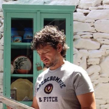 Christos, 42, Athens, Greece