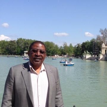 Abiodun Oke Dean, 51, Madrid, Spain