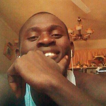 Sainey Lb Badjie, 30, Banjul, Gambia