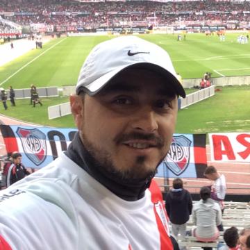 Ricardo Jiménez, 31, Buenos Aires, Argentina