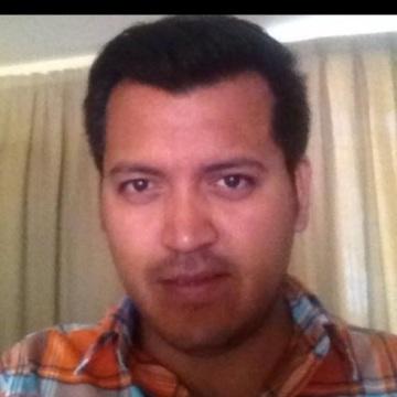 Jose Luis Acevedo, 32, Oaxaca, Mexico