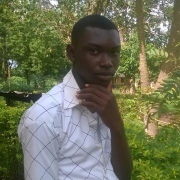 Owusu Amoah Robben, 22, Accra, Ghana