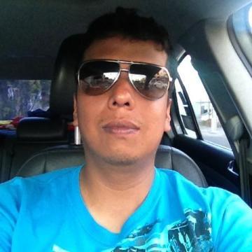 Cesar Ip, 28, Puebla, Mexico