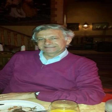 Carlo, 54, Istanbul, Turkey
