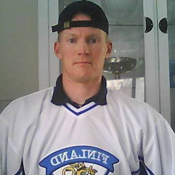 Janne Kauppinen, 41, Rovaniemi, Finland
