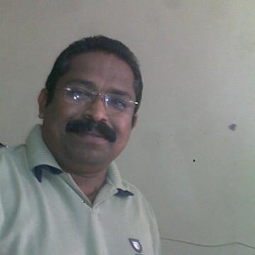 Sreenivas, 50, Muscat, Oman