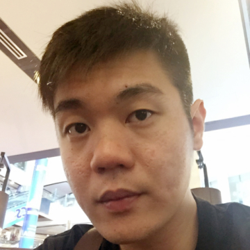 Andy Young, 30, Singapore, Singapore