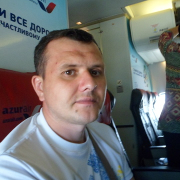Alex Mazurantov, 34, Mogocha, Russia