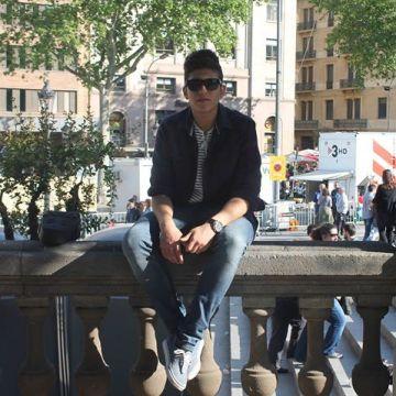 Osama Shebani, 20, Dubai, United Arab Emirates