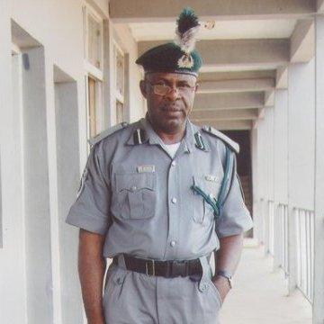 Mike Anyafulu, 57, Lagos, Nigeria