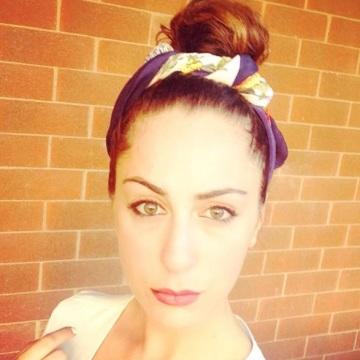 Elena Marcelli, 25, Spoleto, Italy