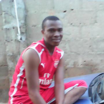 Nas, 30, Lagos, Nigeria