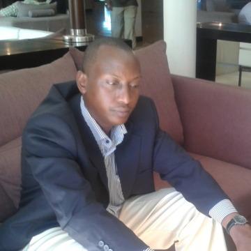 Ben Aman, 43, Kampala, Uganda