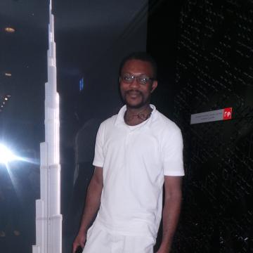 Paul, 36, Dubai, United Arab Emirates