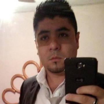 Cesar, 29, San Luis Potosi, Mexico