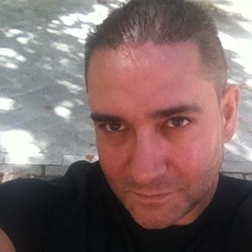 Miguel Masero, 44, Fuenlabrada, Spain