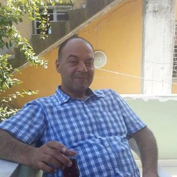Jan Corban, 43, Hatay, Turkey
