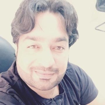 Raja Hassan Rehman, 34, Abu Dhabi, United Arab Emirates
