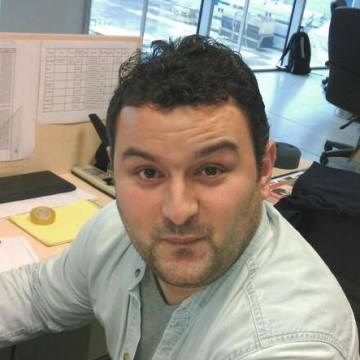 Onur Bocur, 36, Balikesir, Turkey