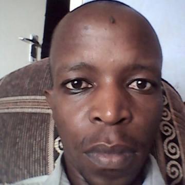 Vusa Masabalala, 37, Harare, Zimbabwe
