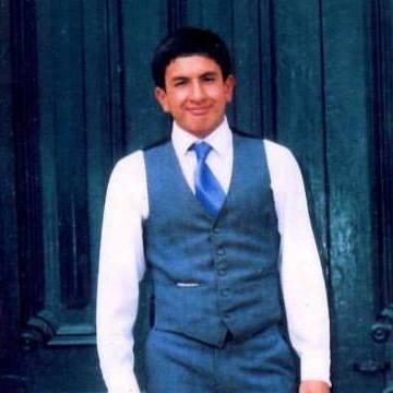 William Andres Cardenas Cortes, 32, Bogota, Colombia