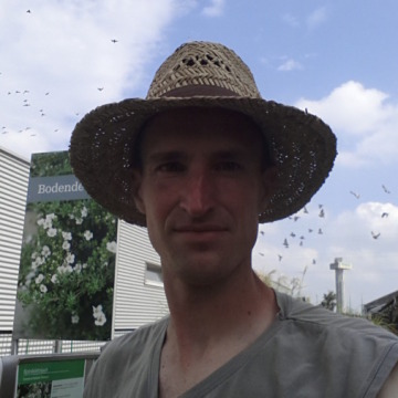Christoph Badelt, 40, Vienna, Austria