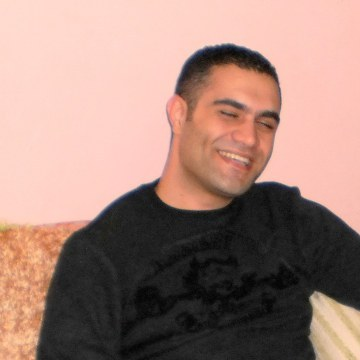 Mehmet Budak, 33, Istanbul, Turkey