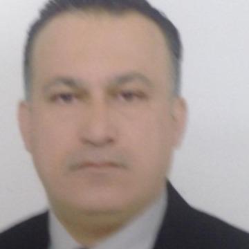 haidar Al huosene, 41, Bagdad, Iraq