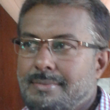 J M Naushad, 57, Colombo, Sri Lanka