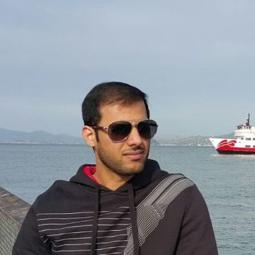 Nabeel Alnaqbi, 35, Abu Dhabi, United Arab Emirates