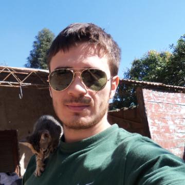 Jose Luis, 30, Resistencia, Argentina