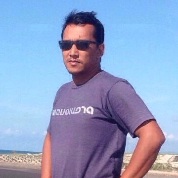 Dede Mase David Karyodimedjo, 43, Jakarta, Indonesia