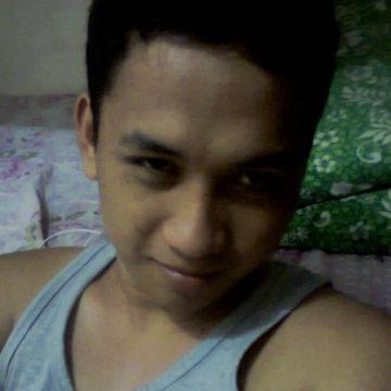 Jim Gade, 24, Philippine, Philippines