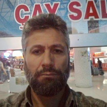 Ali Erdem, 45, Istanbul, Turkey