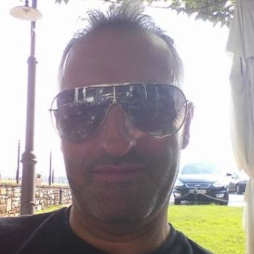 Vanni Levorato, 50, Milan, Italy
