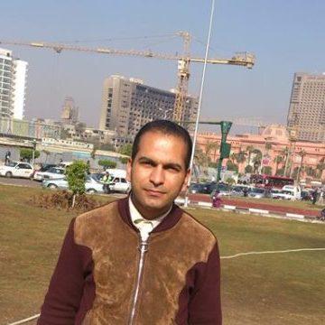 Amr Mahmoud, 33, Amria, Egypt