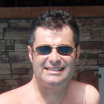 ali, 46, Famagusta, Cyprus
