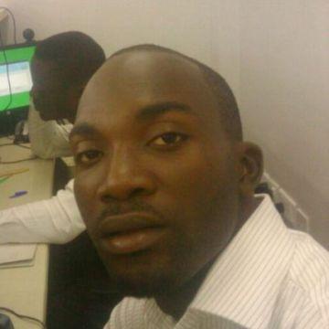 Otis June, 28, Nsawam, Ghana
