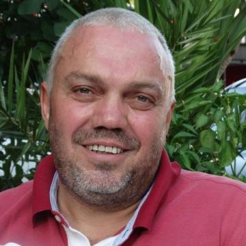 Kadir, 48, Istanbul, Turkey