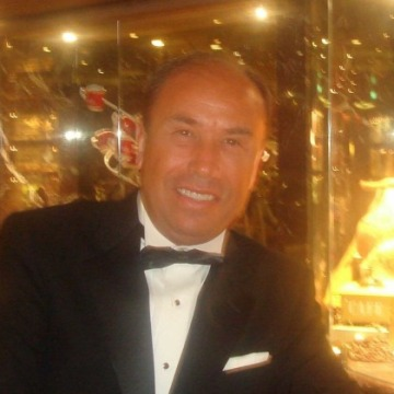 korhan, 44, Istanbul, Turkey