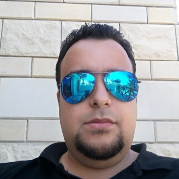 Ehab, 32, Cairo, Egypt