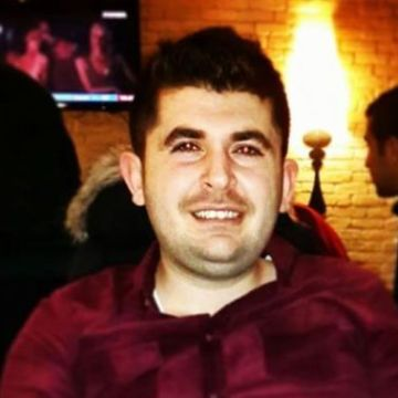 Ibrahim Uslu, 28, Istanbul, Turkey