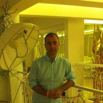 Uğur, 40, Istanbul, Turkey