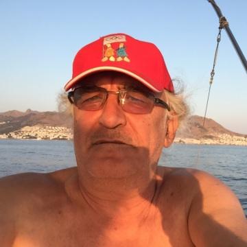 RUGU, 61, Istanbul, Turkey